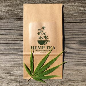 Natural Hemp Tea
